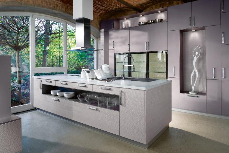 Morden Kitchen Design With New Look Home Designing