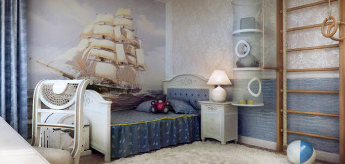 Teenager kids room design