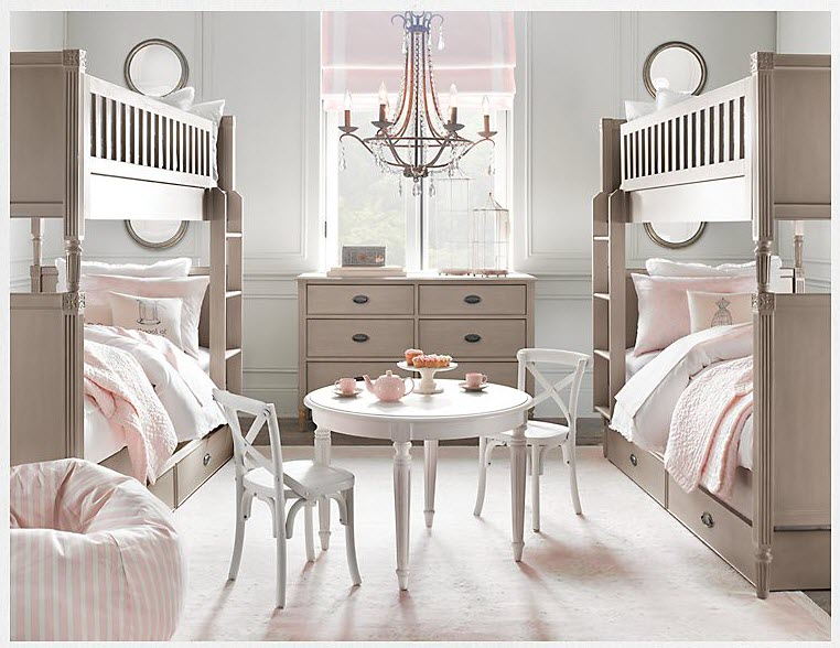 Two bed kids bedroom