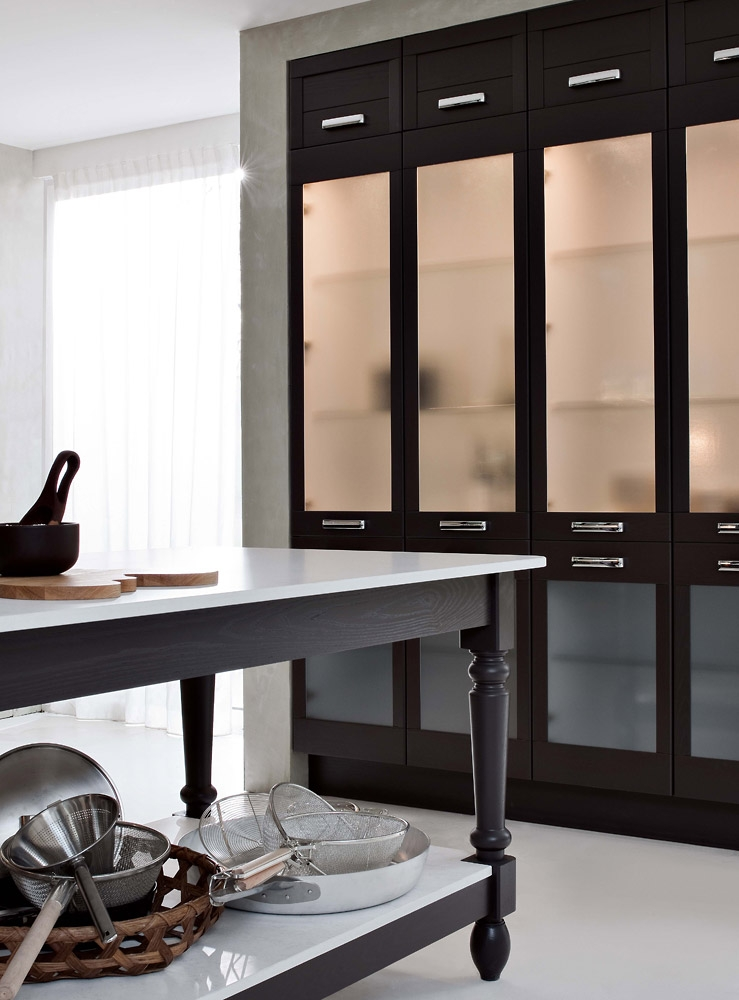Kitchen designs with cupboards