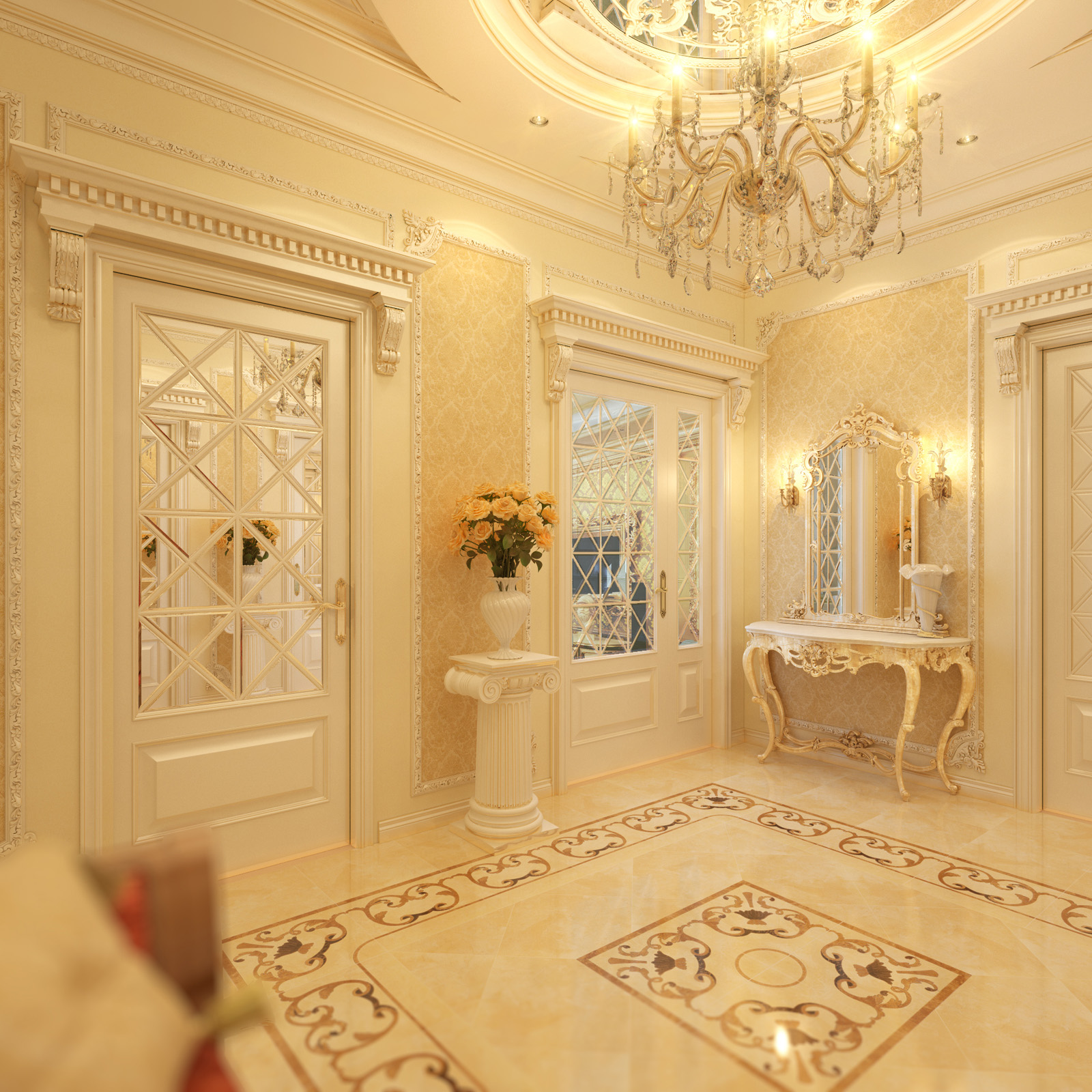 Royal home designs home designing for Beautiful house room