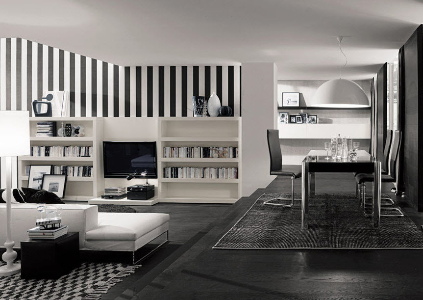 Simple Bookshelf Designs Home Designing