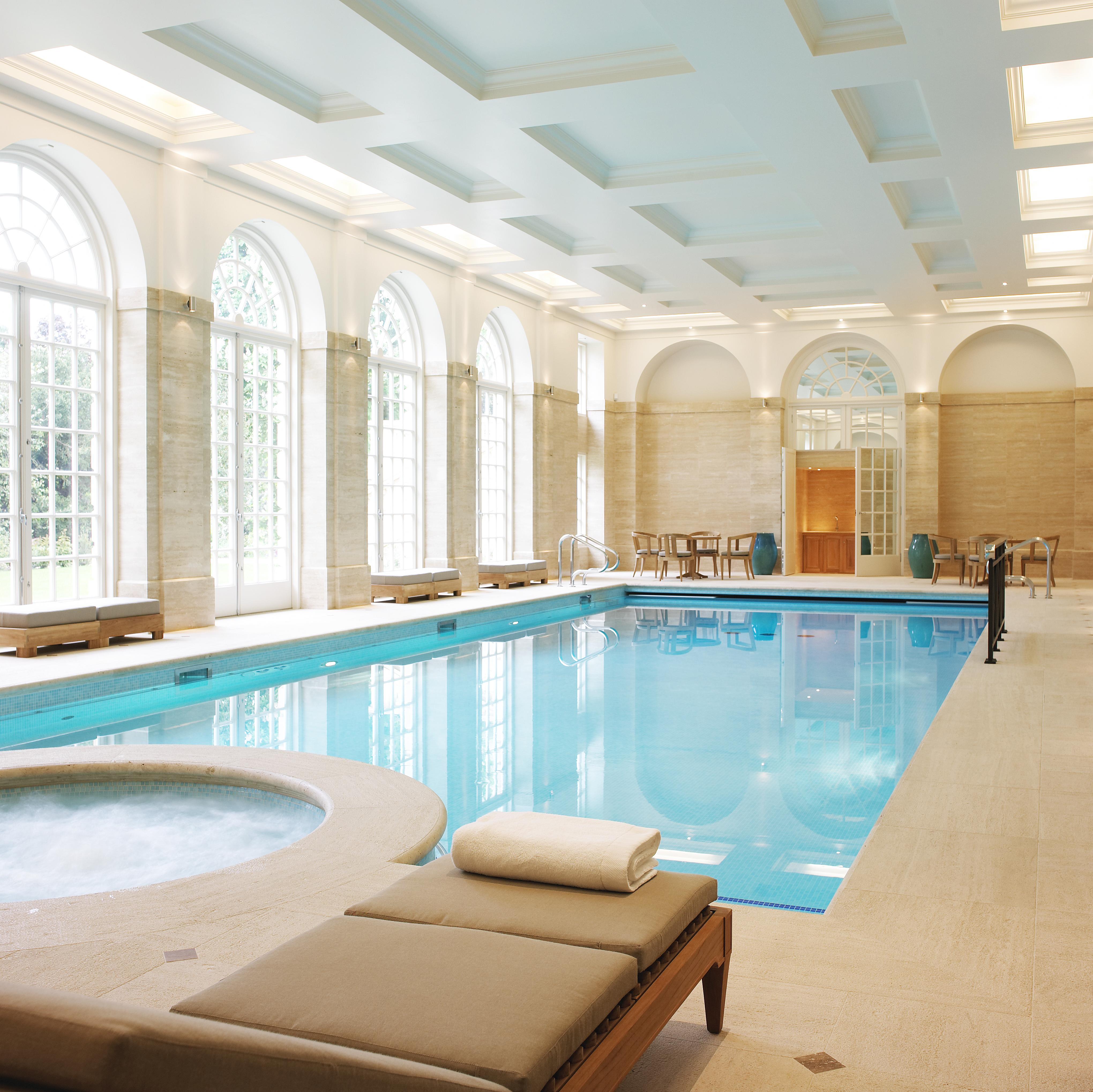 Royal touch indoor swimming pool