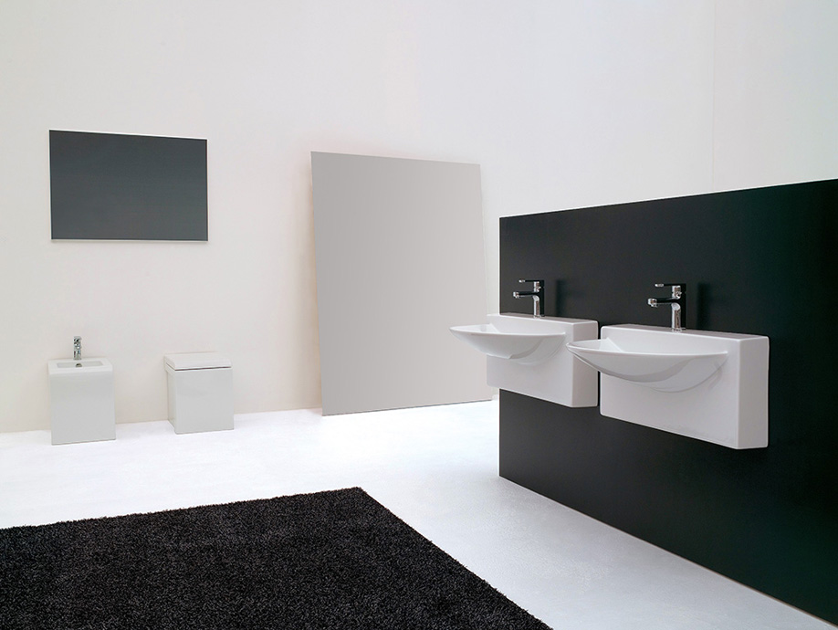 Stylish washbasin design
