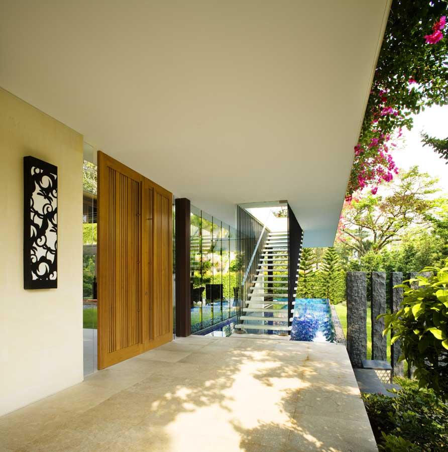 Tangaa Residence Home Designing