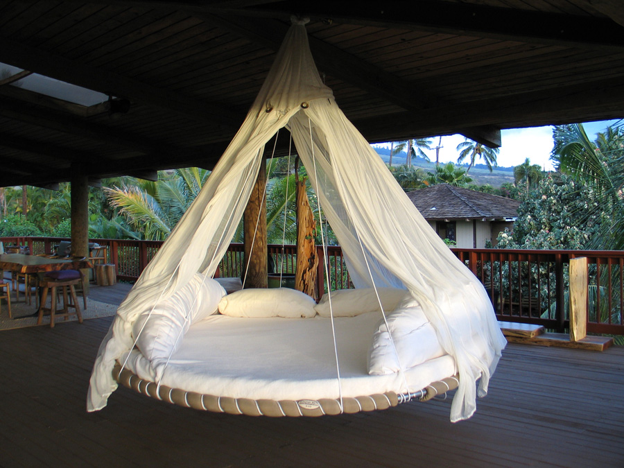 Floating Bed Idea