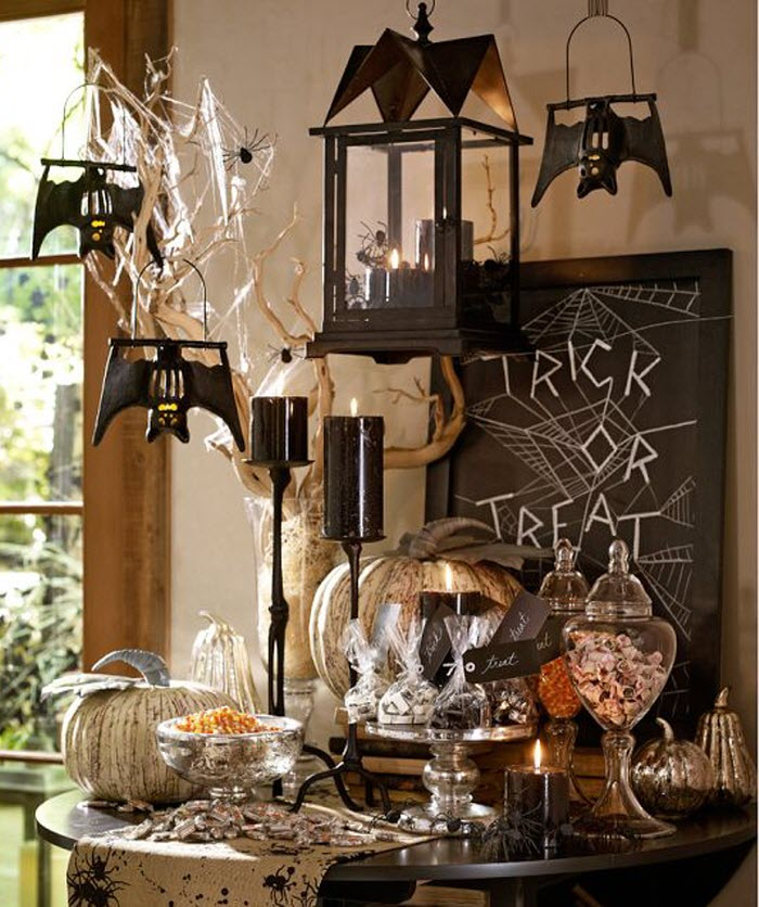 crazy halloween ideas home designing. Black Bedroom Furniture Sets. Home Design Ideas