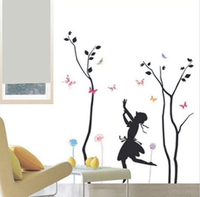 Girl Themed Wallpaper