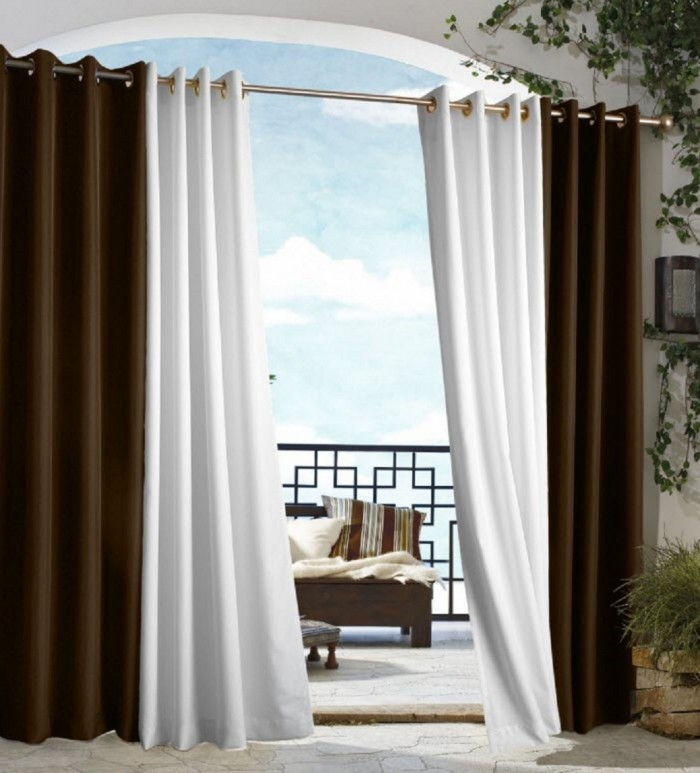 Different Styles Of Drapes Home Designing