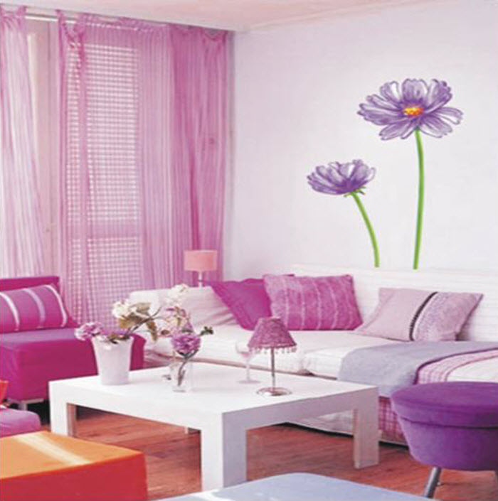 Attractive Wall Stickers | Home Designing