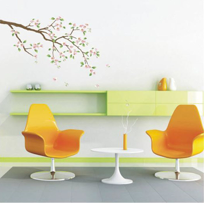 colorful wall stickers decals
