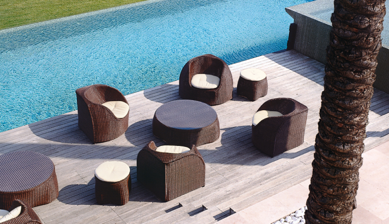 Coconut outdoor living Furniture Designs