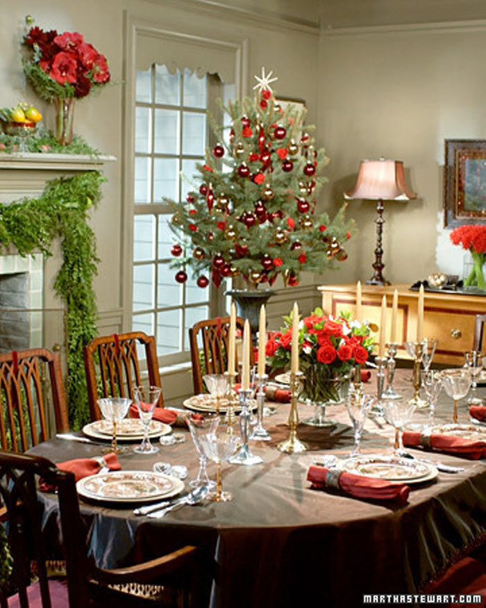 Colorful Christmas Tree Decoration
