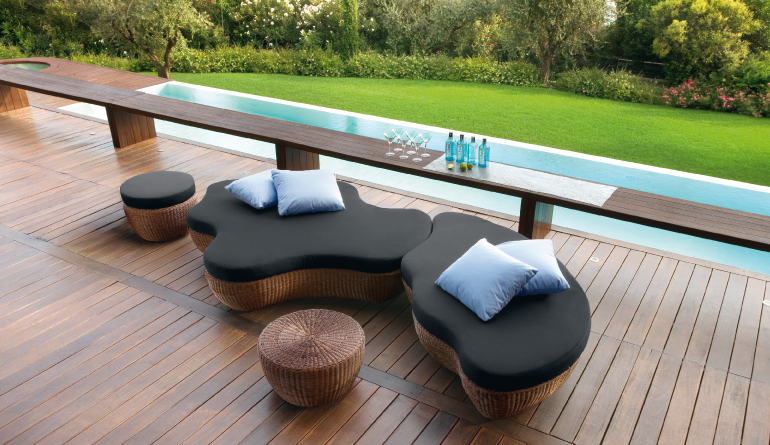 Designer Outdoor Furniture beautiful outdoor living furniture | home designing