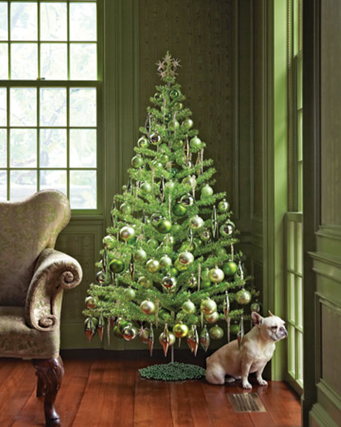 Evergreen Christmas Tree Decoration