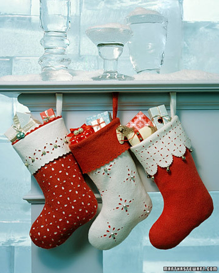 Handmade Stocking Ideas