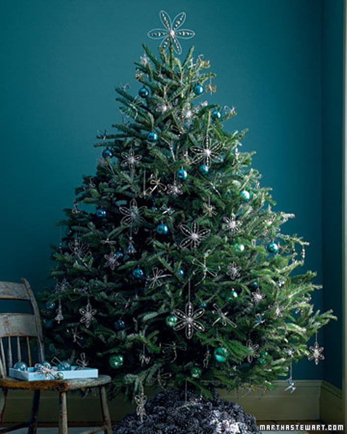 handmade christmas tree decoration ideas