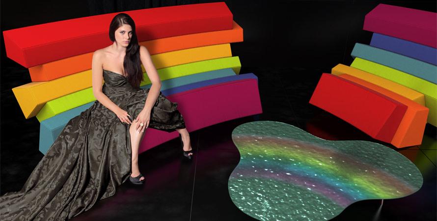 Colorful Sofa Designs