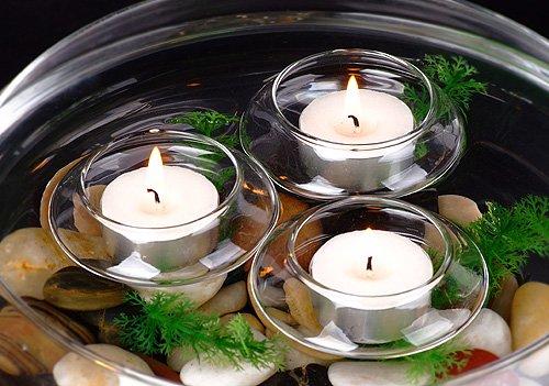 Floating Candle Holder Design
