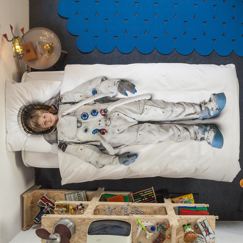 astronaut boy bedsheets