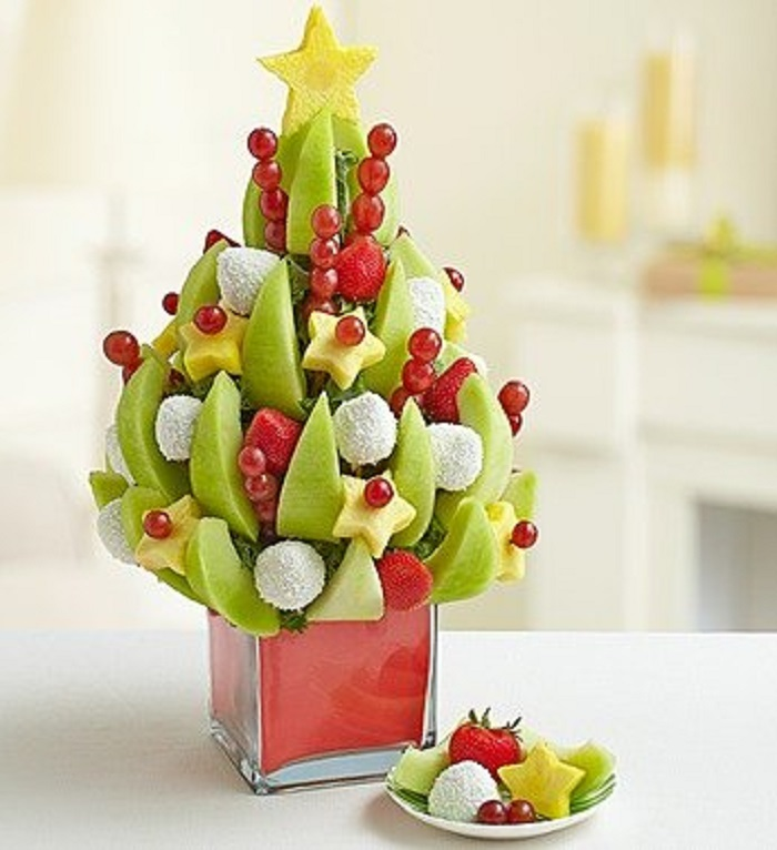 Christmas Tree Treat - Bouquet Only