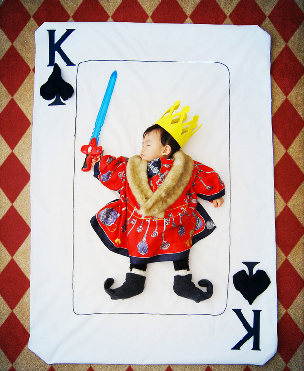The Mighty King of Spades