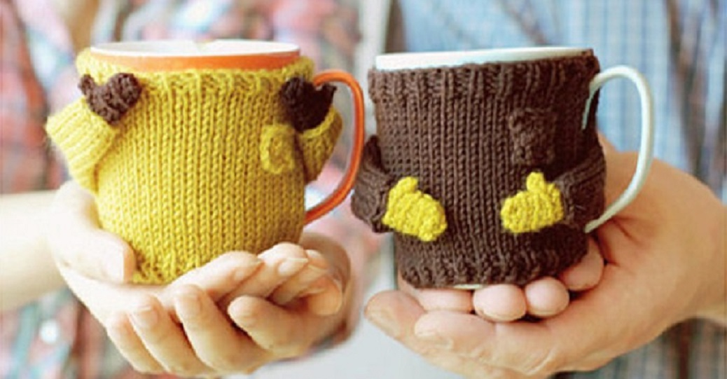 Warm & Cozy Mug Sweaters