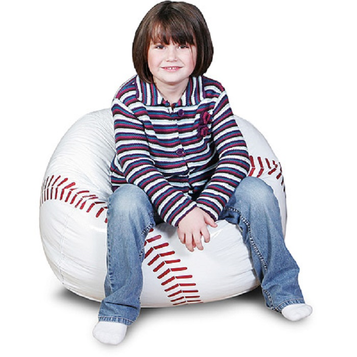 Base Ball Bean Bag for Boys Room