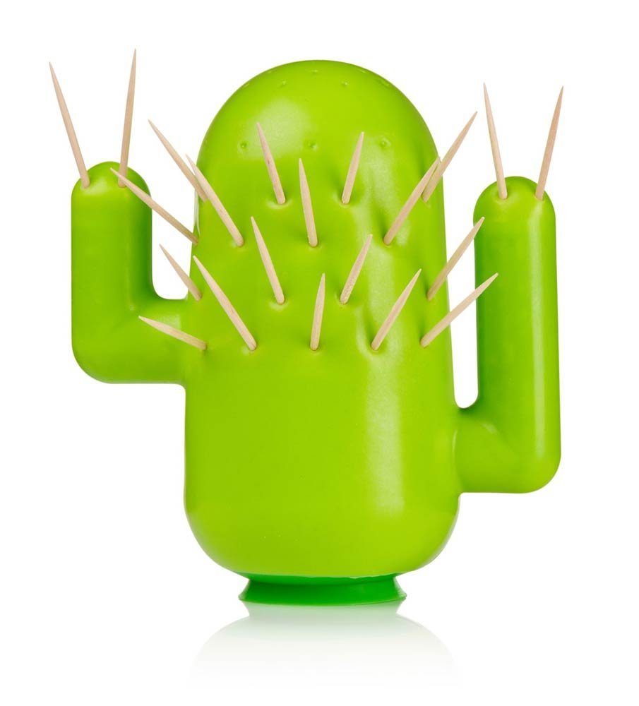 Cactus Shaped Toothpick Holder