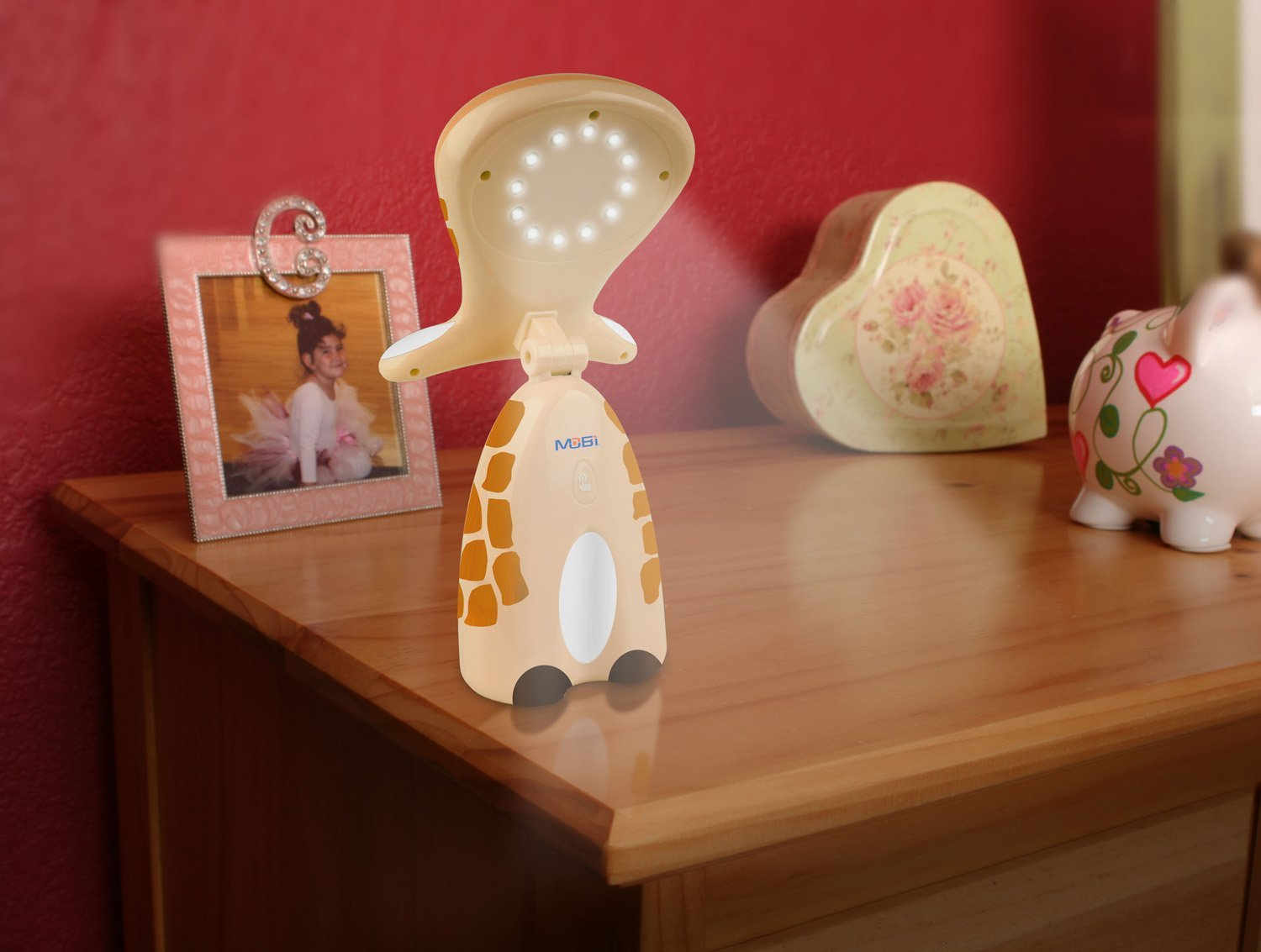 Portable Cute Led Animal Lamps Home Designing