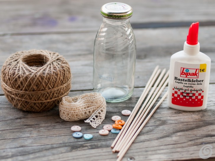 Handmade Reed Diffuser for Home