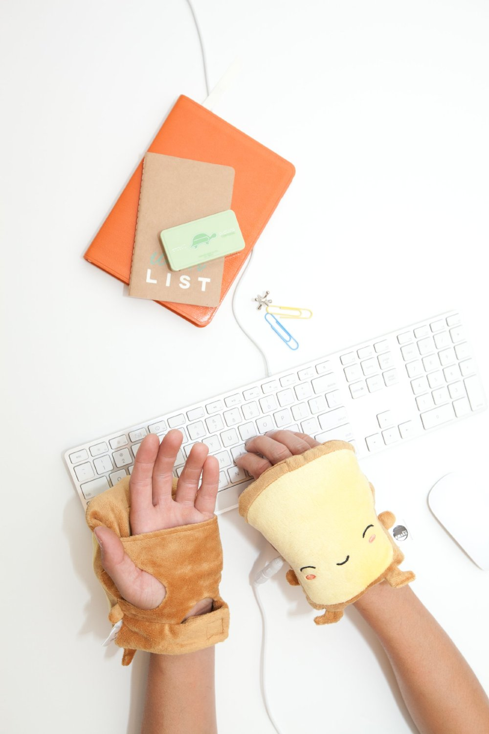 Handwarmer Gloves for Computer People