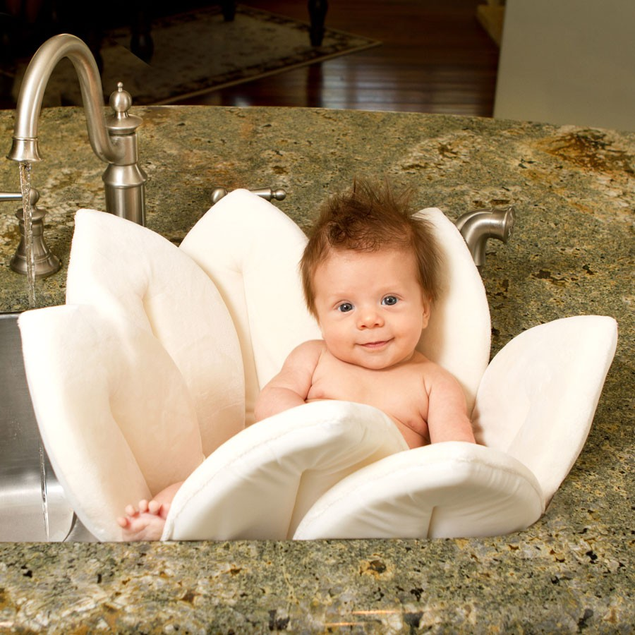 Blooming Bath - Convenient way to bathe Baby | Home Designing