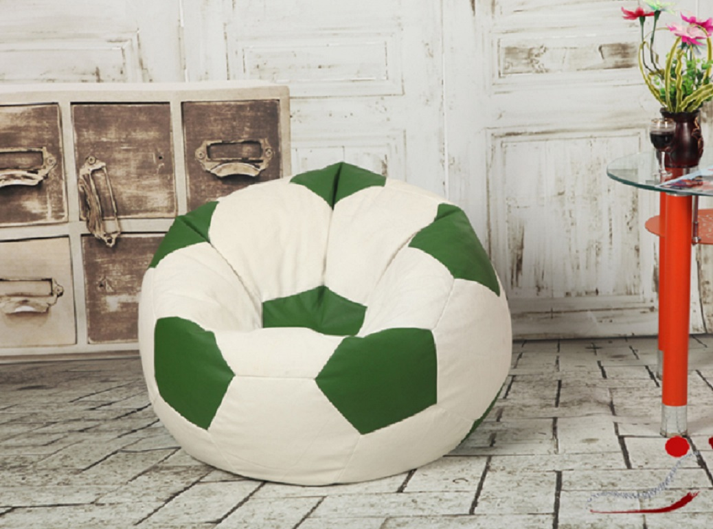 Sporty Ball Shaped Bean Bags