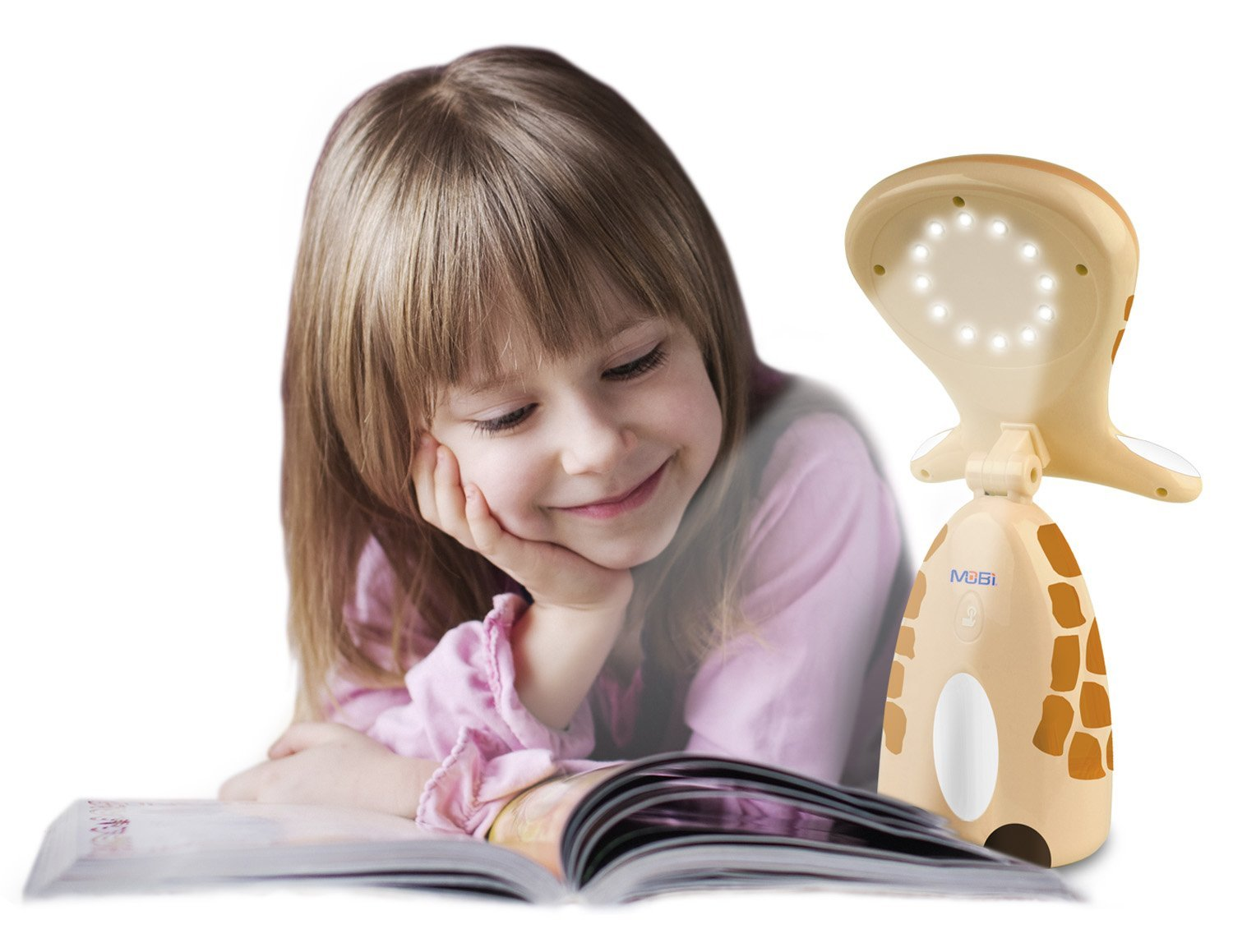 LED Table Lamp for Kids