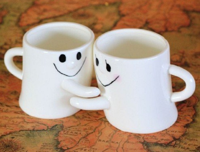 Love Couple Coffee Mugs