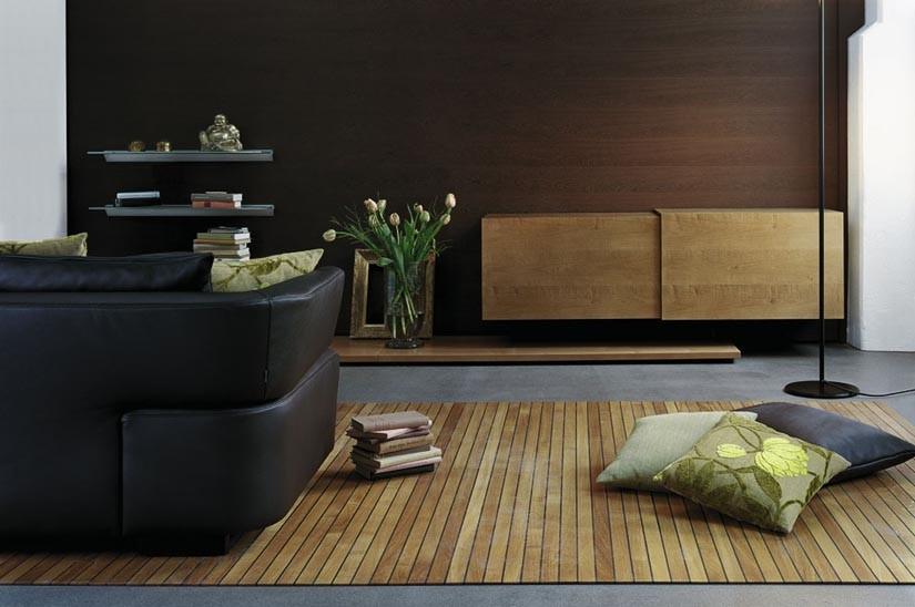 Rug that looks like Wooden Floor
