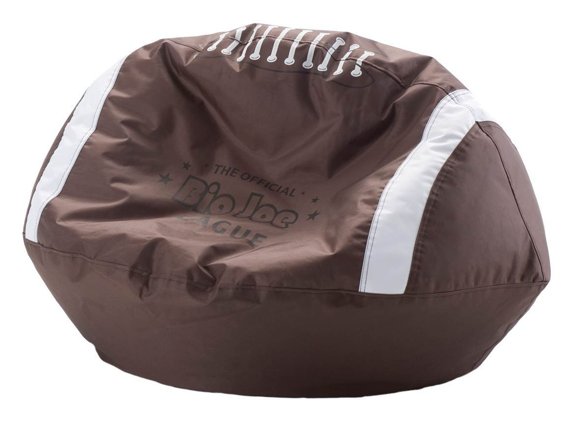 Rugby Ball Bean Bag for Boys