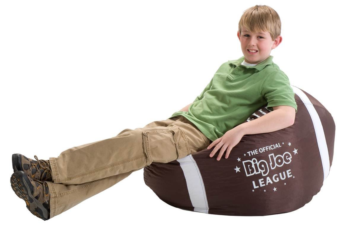 Rugby Ball Bean Bag