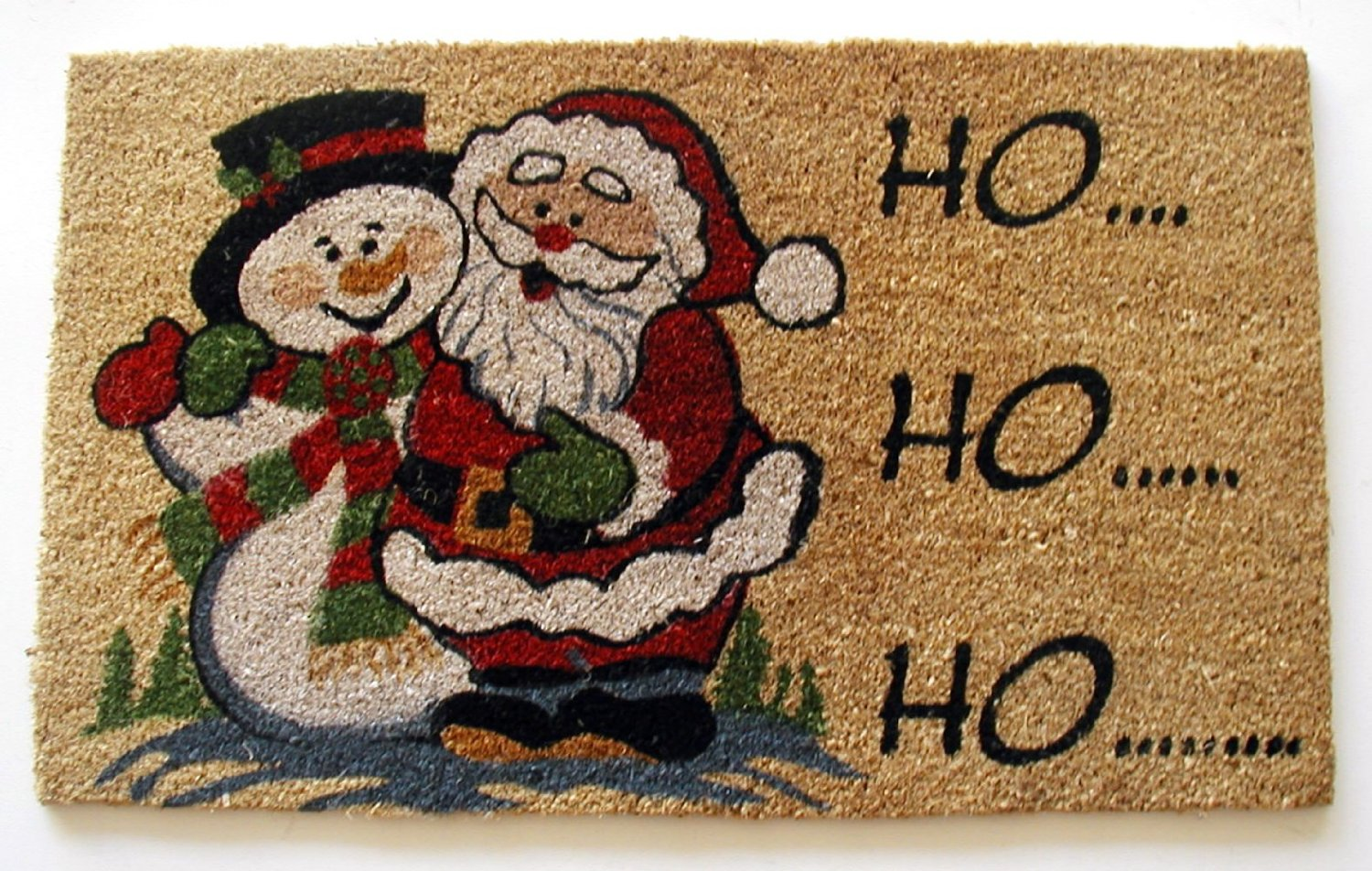Santa Holiday Rug