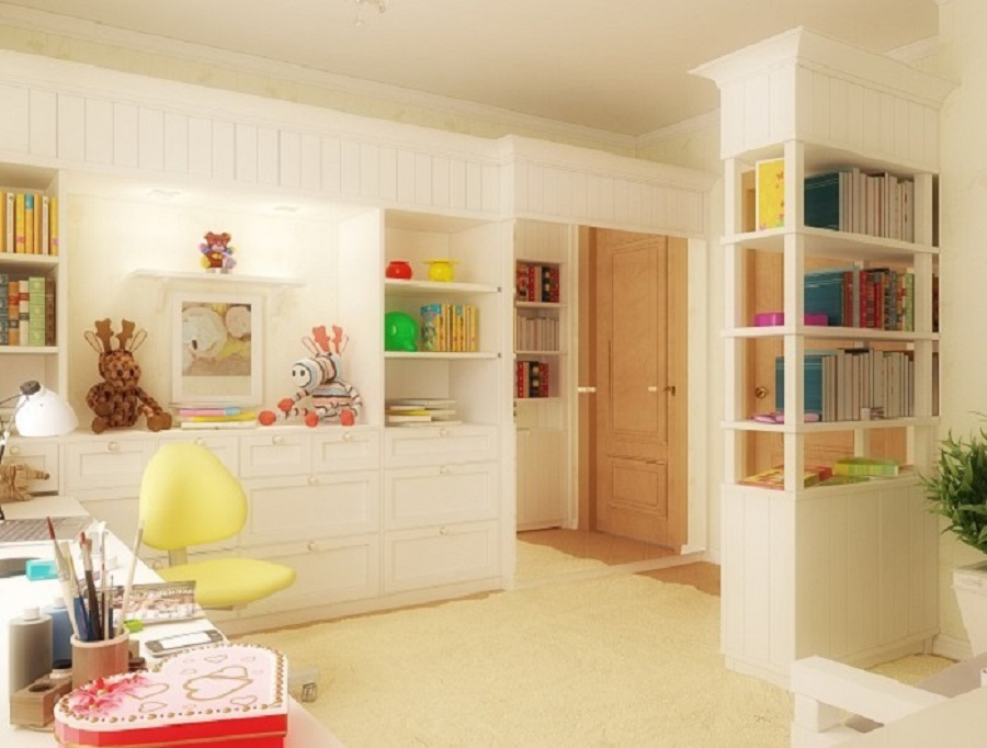 Awesome Color Patterns for Kids Room