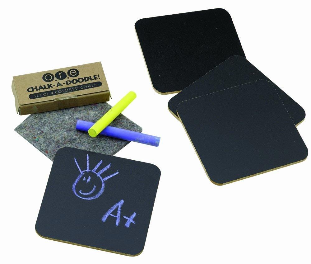 Chalk-A-Doodle Coaster