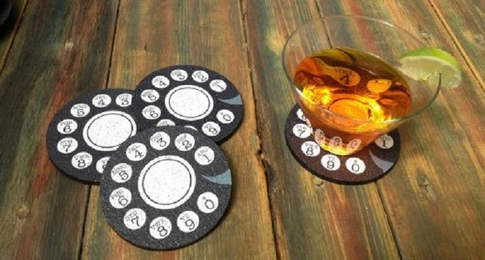 Chatterhatter Coasters