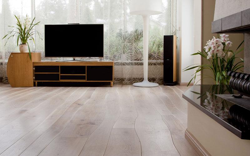 Classic Wooden Floor Pattern
