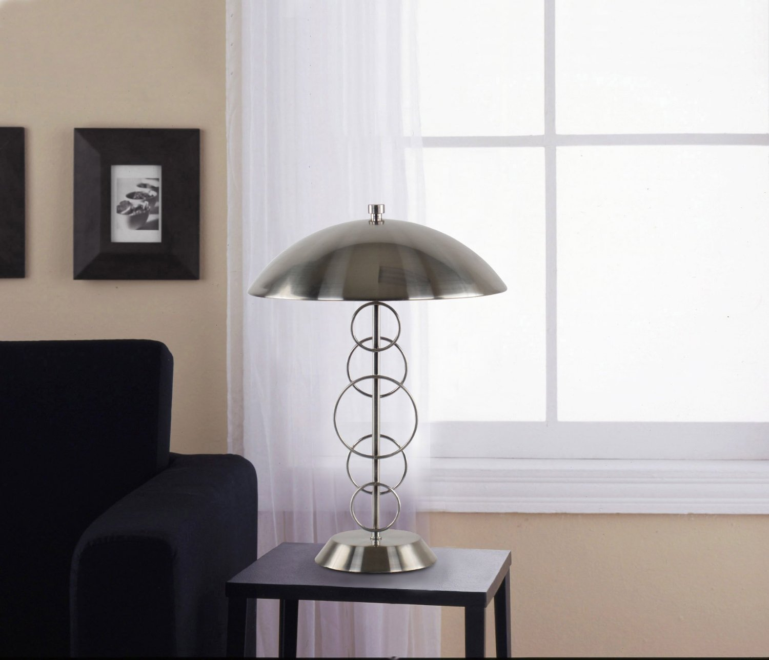 beautiful table lamps for living room home designing. Black Bedroom Furniture Sets. Home Design Ideas