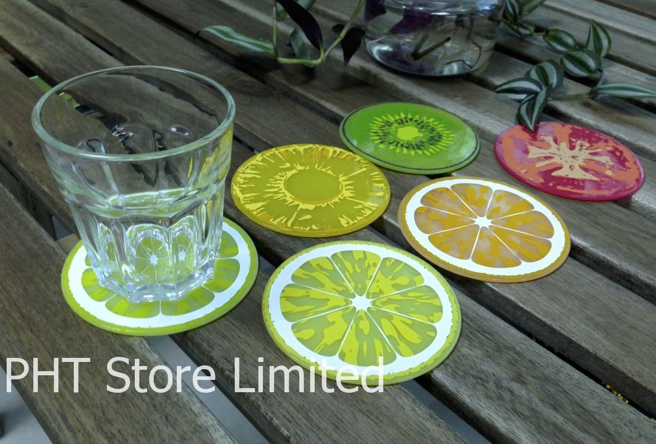 Fruit Slice Coaster