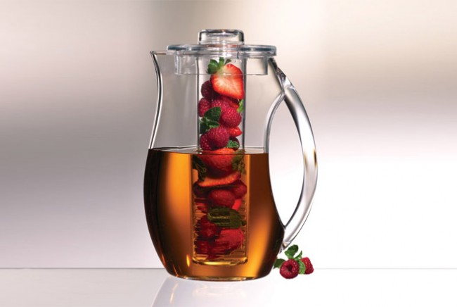 Healthy Fruit Infusion Bottles and Pitchers