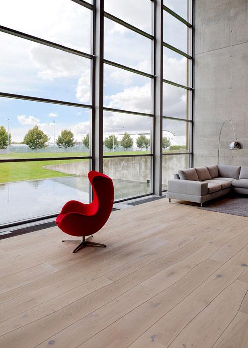 Natural Looking Wooden Floor