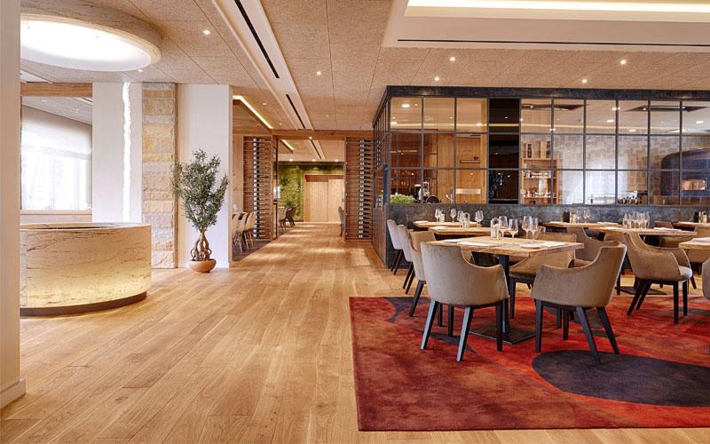 Wooden Floor Design