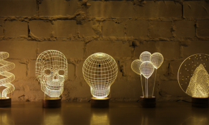 Different Shape of LED Lamps